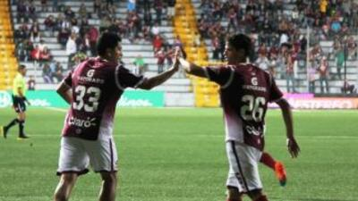 Saprissa a la siguiente fase del Torneo Nacional (Foto: Twitter).