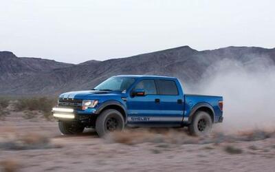 El Ford F-150 SVT Raptor es uno de los vehículos más populares dentro de...