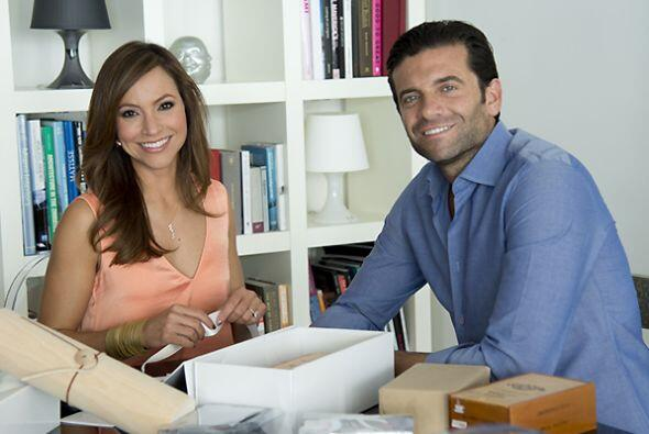 Satcha Pretto y Aaron están a punto de contraer matrimonio en Barcelona....