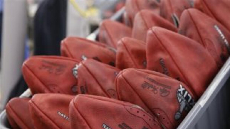 Patriots y la polémica de los balones (Foto: AP-NFL).