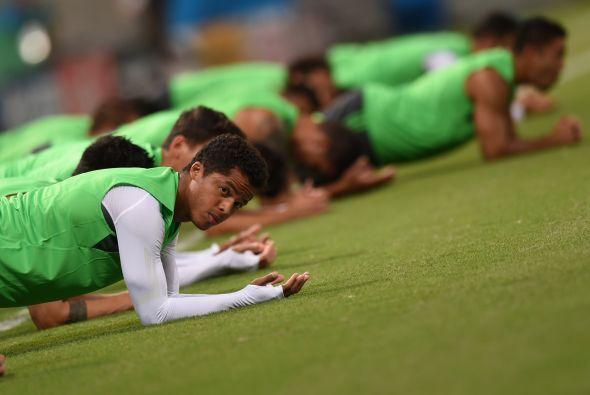 Giovani Dos Santos ya le ha ganado a Brasil en la final del Mundial Sub...