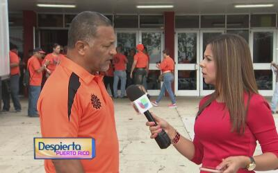 Miles de empleados exentos no docentes de la UPR se reúnen para discutir...