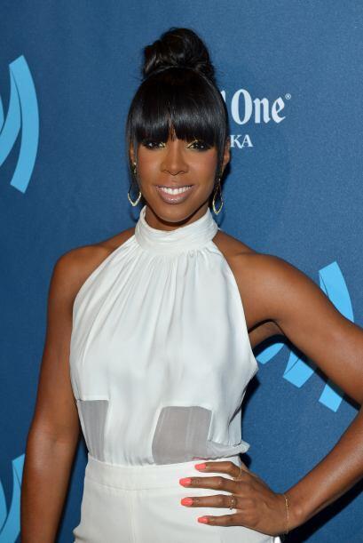 Kelly Rowland sabe que antes de que otros te amen tienes que amarte, por...