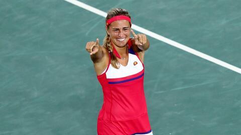 La boricua ganó la primera medalla de oro olímpica para Pu...