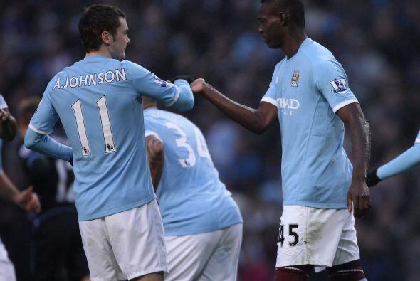 El otro equipo de Manchester, el City, había logrado una abultada...
