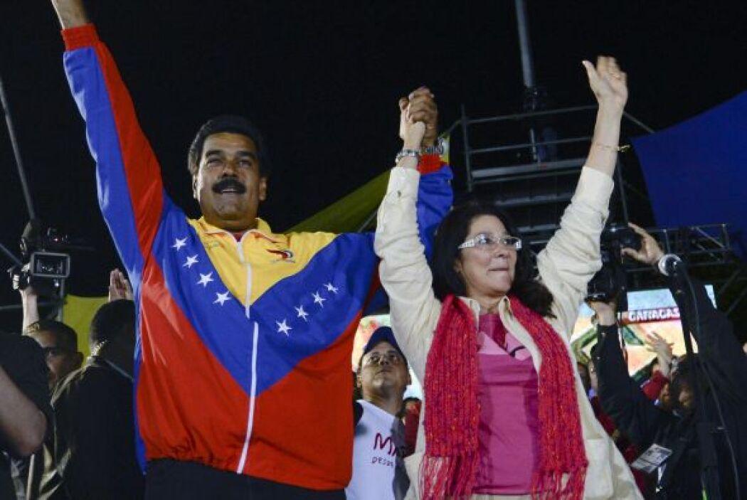 """El """"hijo de Chávez"""", conduciría el país de la valiosa mano de su compañe..."""