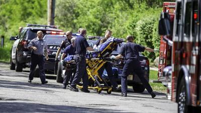 La llamada al 911 que salvó a la niña apuñalada