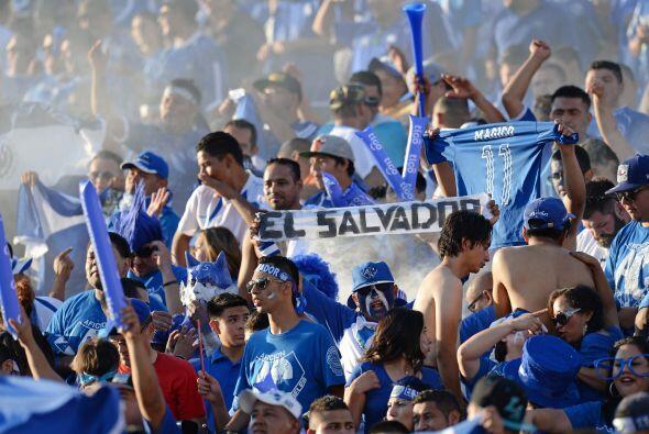 La Selección de El Salvador también estuvo involucrada en...