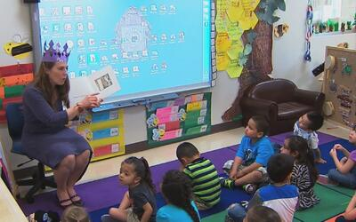 Estudio revela que programas de educación para niños latinos no son exit...