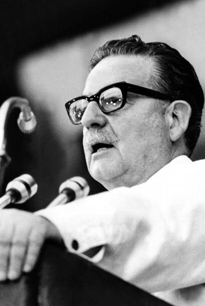 Salvador Allende: Durante años se dijo que Allende había sido asesinado,...