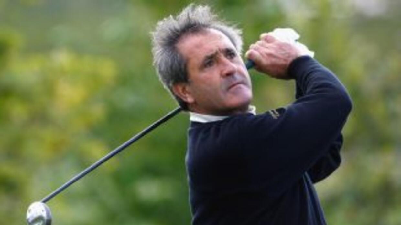 La muerte del golfista Ballesteros desplazó al fútbol de las primeras pl...