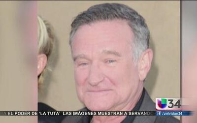Confirmaron suicidio de Robin Williams