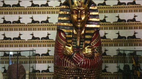 Descubre por qué hay una pirámide de Egipto en el norte de La Unión Amer...