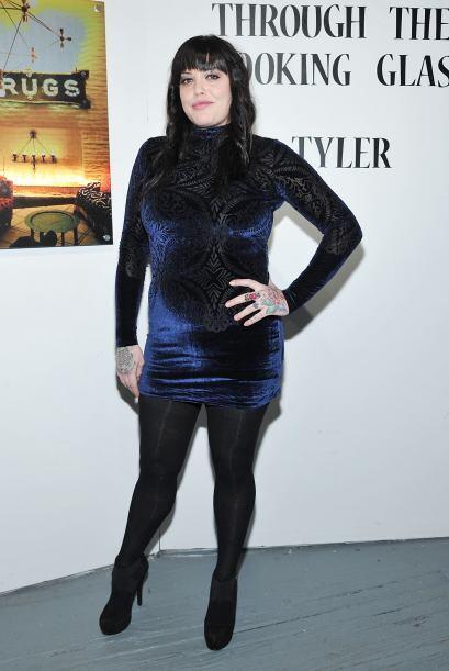 Mia Abagale Tallarico es hija del cantante Steven Tyler. No posee el del...