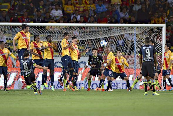 """Santos vs. Morelia """" Santos es el sexto sitio de la competencia y se man..."""