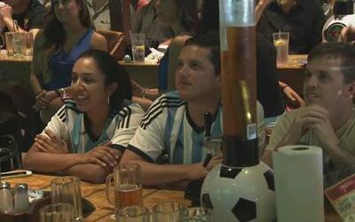 Argentinos dicen que Alemania se lo merecía, pues jugaron bien