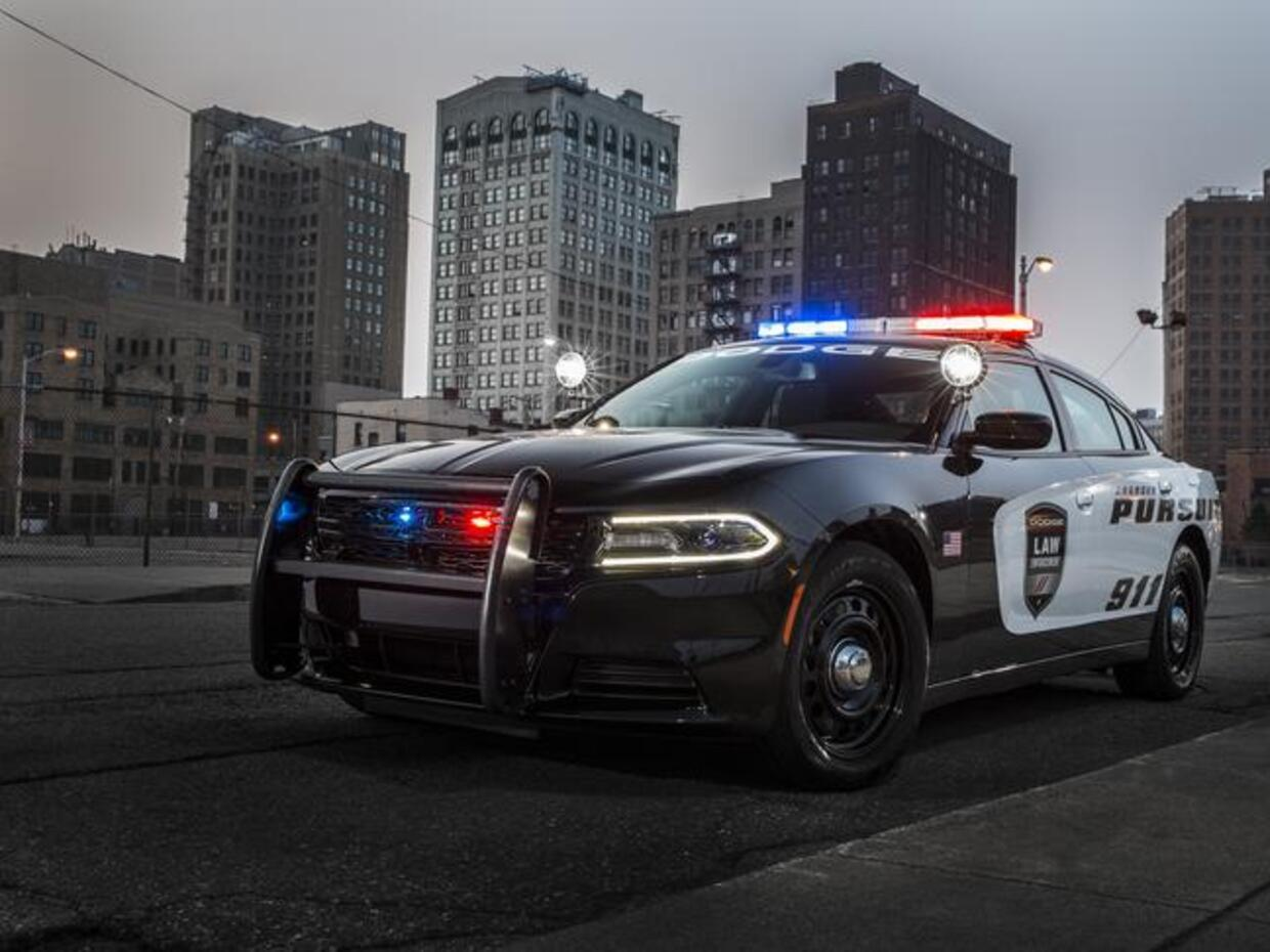 Dodge Charger Pursuit 2016