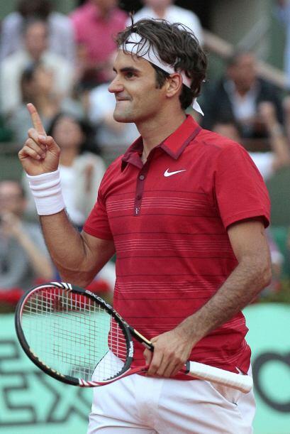 Federer llega a los 30 años con dos hermosas gemelas de dos años de edad.