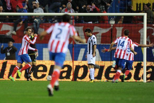 Y esta vez el triunfo sería para los españoles.