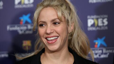 Shakira logró convencer al club Barcelona de que la ayuden con un millon...