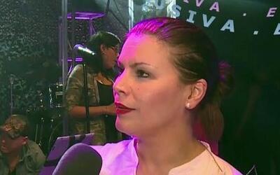 Olga Tañon se retira de la cantada