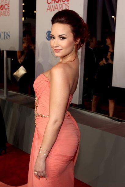 40. Demi Lovato Comenzamos el recorrido desde la posición 40, con...