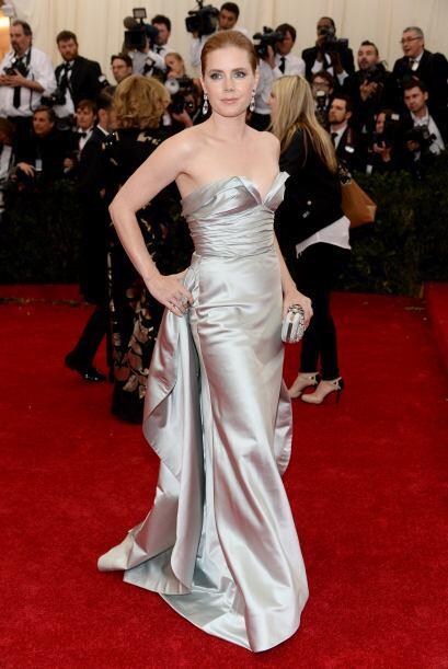 Lucir como princesas era algo que siempre buscaban famosas como Amy Adams.