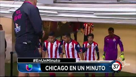 Contacto Deportivo Chicago en un minuto: Lesiones en el Chicago Fire, lo...