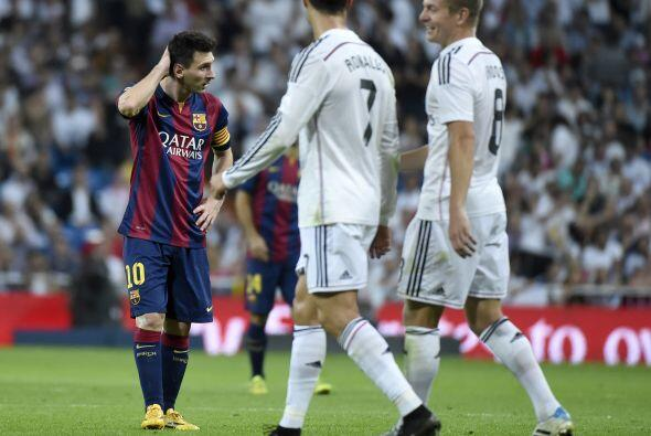 Llegó la jornada 9 y con ella el Clásico español donde el Real Madrid se...