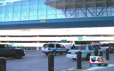 Aeropuerto Hobby cuenta con nuevo estacionamiento