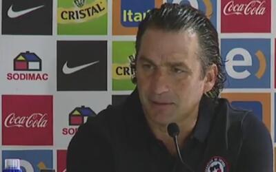 """Juan Antonio Pizzi: """"Hay muy pocos partidos con el nivel de Argentina-Ch..."""