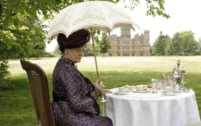 Exhibición Downton Abbey