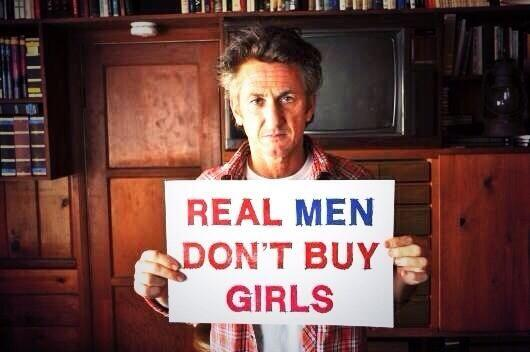 Esto dio inspiración a varios artistas y famosos como Sean Penn quien se...