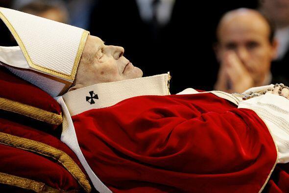 Es un hecho que Juan Pablo II será  beatificado el próximo 1º de mayo, t...