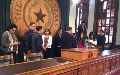 Discusión SB4 Texas