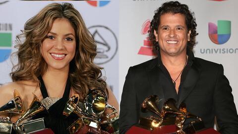 ¿Quiénes se sumarán a la lista de ganadores en la historia de Latin GRAMMY?