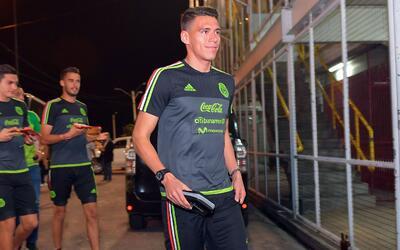"""Héctor Moreno: """"Hemos hecho un partido inteligente, hay que ser listos"""""""