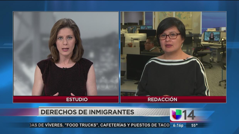 Acciones que pueden tomar los inmigrantes para protegerse