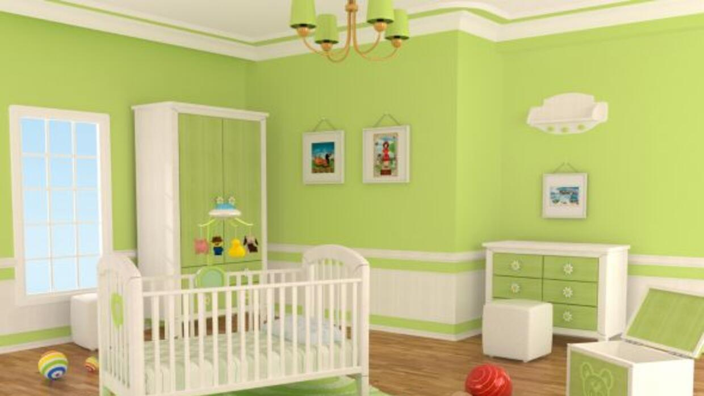Haz que la habitación de tu hijo sea cómoda y segura. Toma en cuenta lo...