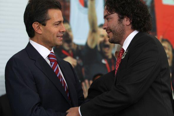 (Cortesía Presidencia de la República).