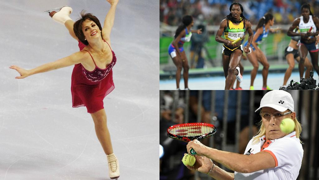 Fotos de mujeres deportistas desnudas galleries 32