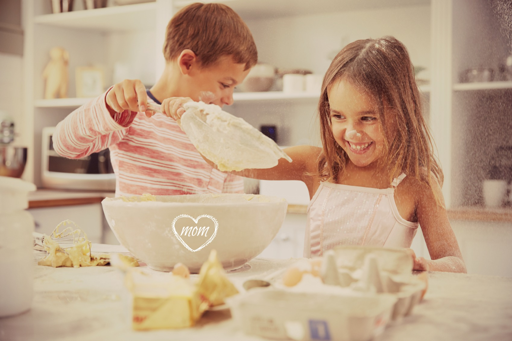 Tres recetas f ciles para cocinar con ni os univision - Musica para cocinar ...
