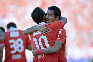 Independiente se impuso con gol de Daniel Montenegro a los 27 minutos an...