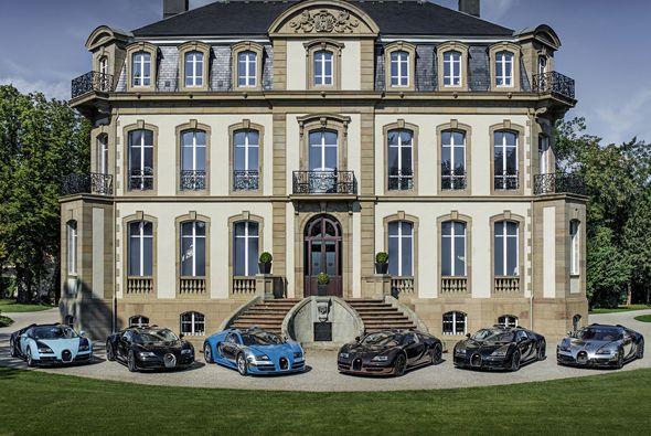 Cada uno de estos 6 autos tiene un precio que ronda los $3 millones.