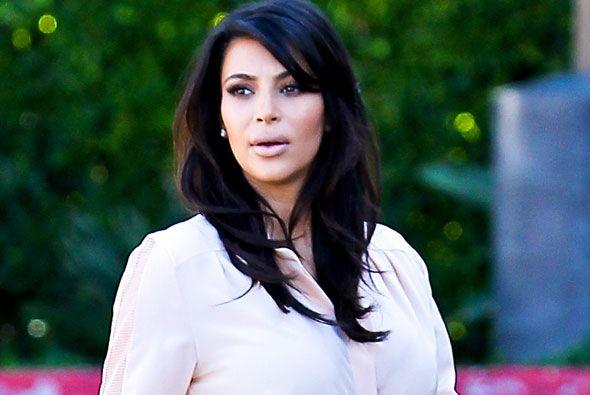 Kim Kardashian está considerando someterse a cirugía estética para recup...