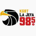 Logo mcallen  KGBT La Jefa 98.5