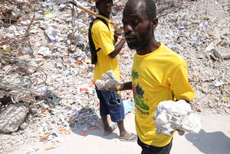 A un año del sismo en Haití, el país no logra reconstruirse.