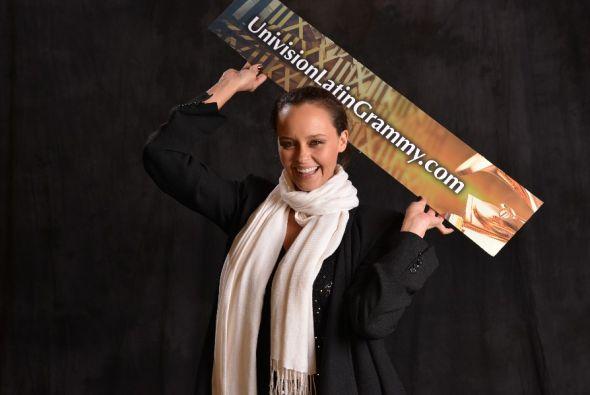 Shaila Dúrcal ensayos Latin GRAMMY