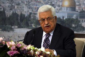 Mahmud Abas, presidente de la Autoridad Palestina, confía en que el foro...