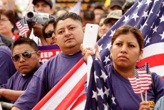 En Estados Unidos viven unos 11 millones de inmgrantes indocumentados, l...